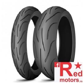 Set anvelope/cauciucuri moto Michelin Pilot Power 120/70 R17 58W + 190/55 R17 75W