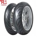 Set anvelope/cauciucuri moto Dunlop Roadsmart 3 III 120/70-17 58W TL Front + 180/55-17 73W TL Rear