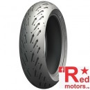 Anvelopa/cauciuc moto spate Michelin Road 5 150/70ZR17 69W TL Rear