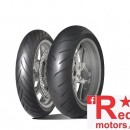 Set anvelope/cauciucuri moto Dunlop Roadsmart II 120/70 R17 58W + 150/70 R17 69W