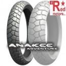 Set anvelope/cauciucuri moto Michelin Anakee Adventure 120/70R19 60V Front TL/TT + 170/60R17 72V Rear TL/TT