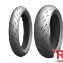 Set anvelope/cauciucuri moto Michelin Power RS 110/70R17 54H TL + 140/70R17 66H TL