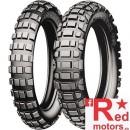 Set anvelope/cauciucuri moto Michelin T63 90/90 R21 65S + 130/80 R17 65S