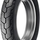 Anvelopa/ cauciuc moto fata Dunlop 491 Elite Ii 130/90B16 67H TL F RWL (font alb relief)