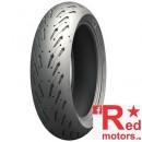 Anvelopa/cauciuc moto spate Michelin Road 5 190/50ZR17 73W TL Rear