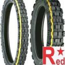Anvelopa/ cauciuc moto spate Mitas E-09 Dakar M+S Yellow TL 120/90-17 64R Rear