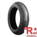 Anvelopa moto spate Bridgestone R10 SOFT/MED.(73W) TL Rear 180/55R17 W