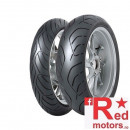 Set anvelope/cauciucuri moto Dunlop Sportmax Roadsmart III (3) 120/70ZR17 (58W) + 150/70ZR17 (69W)