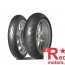 Set anvelope/cauciucuri moto Dunlop Roadsmart II 120/70 R17 58W + 160/60 R17 69W