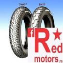 Anvelopa/cauciuc moto fata Dunlop D402 MT90/B16 72H TL F WWW (talon alb) (Harley-D)