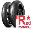 Anvelopa/ cauciuc moto fata Pirelli Diablo Rosso Corsa II 120/70ZR17 58W TL Front