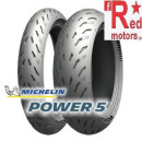 Anvelopa/ cauciuc moto spate Michelin Power 5 160/60ZR17 69W Rear TL