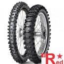 Set anvelope/cauciucuri moto Dunlop Geomax MX11 80/100 R21 57M + 100/90 R19 57M