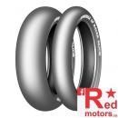 Set anvelope/cauciucuri moto Dunlop GP Racer D211 Slick 120/70 R17 M + 200/55 R17