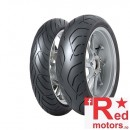 Set anvelope/cauciucuri moto Dunlop Roadsmart III 120/70 R17 58W + 170/60 R17