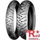 Set anvelope/cauciucuri moto Michelin Anakee 3 90/90 R21 54S + 130/80 R17 65S