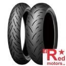 Set anvelope/cauciucuri moto Dunlop Sportmax GPR 300 120/70 ZR17 58W + 180/55 ZR17 73W