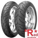 Anvelopa/cauciuc moto spate Dunlop D407 200/55R17 R TL 78V TL