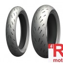 Anvelopa/cauciuc moto spate Michelin Power RS 140/70R17 66H TL