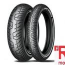 Anvelopa/ cauciuc moto fata Dunlop Cruisemax 130/90-16 67H TL F WWW (talon alb)