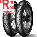 Anvelopa/cauciuc moto spate Dunlop D402 MU85/B16 77H TL R WWW (talon alb)