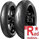 Anvelopa/ cauciuc moto spate Pirelli Diablo Rosso Corsa II (2) 180/60ZR17 75W TL Rear