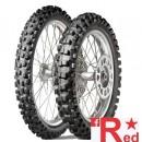 Set anvelope/cauciucuri moto Dunlop Geomax MX52 80/100 R21 51M + 110/90 R19 62M