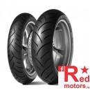 Set anvelope/cauciucuri moto Dunlop Roadsmart 120/70 R17 58W + 180/55 R17 73W