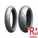 Set anvelope/cauciucuri moto Michelin Road 5 110/70ZR17 54W + 150/70ZR17 69W