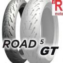 Set anvelope/cauciucuri moto Michelin Road 5 GT 120/70ZR17 58W + 190/55ZR17 75W Rear TL