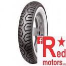 Anvelopa/cauciuc moto fata/spate Mitas MC12 TL/TT 3.00-10 42J Front/Rear WW (talon alb)