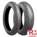Anvelopa moto spate Bridgestone BT014 (73W) TL Rear 180/55R17 W