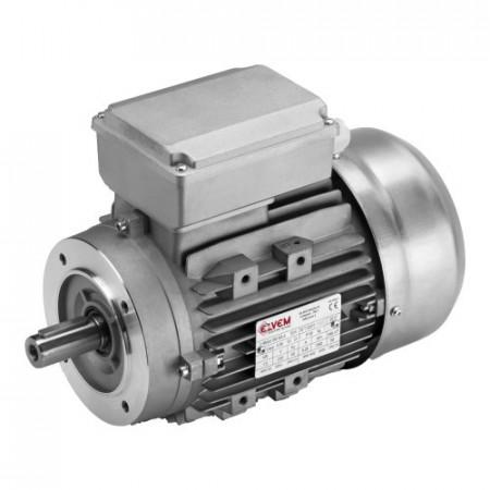 Motor electric trifazat cu doua viteze 0.37/0.22kw 1400/1000rpm 71 B14