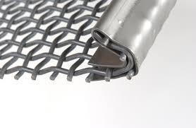 Sita ciur balastiera otel arc fir 4mm, ochi 12mm, 12.7kg/mp, suprafata libera 56.25%