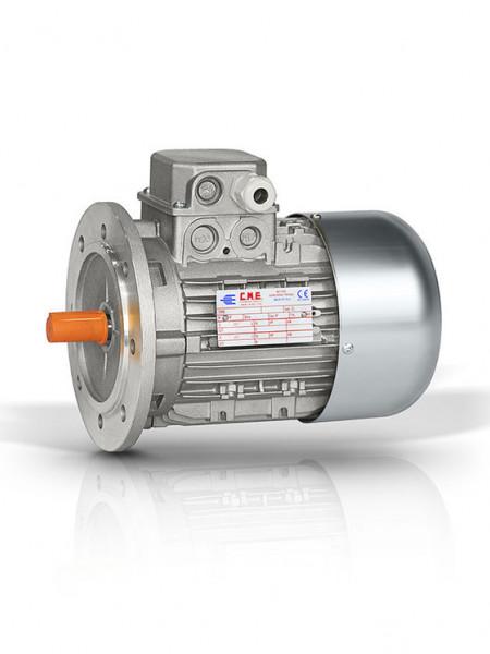 Motor electric monofazat 0.25kw 1000rpm 71 B5