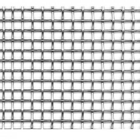 Sita inox M18 fir 0.28mm, ochi 1.13mm, latime 1000mm - 0.71kg/mp