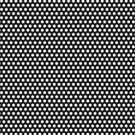 Tabla perforata otel 1x1000x2000mm R3 T5