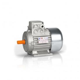 Motor electric trifazat cu doua viteze 1.5/1kw 1400/1000rpm 90 B3