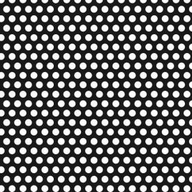 Tabla perforata otel 1x1000x2000mm R5 T8