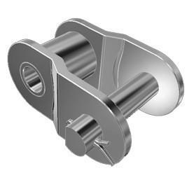 Za de legatura curba lant gall 08B-1 (1/2X5/16) nichel - 0.01kg