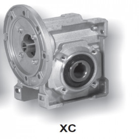 Reductor melcat 75 i=25 100/112B14 H28 - 9kg