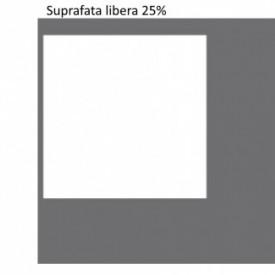 Tabla perforata otel 2x1000x2000mm C40 U80
