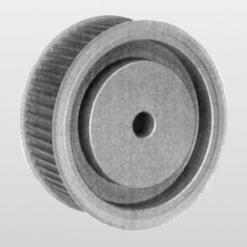 Roata curea HTD 3M-15 z=10dinti ai aluminiu