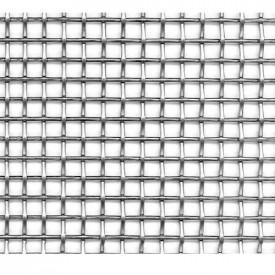 Sita inox M12 fir 0.5mm, ochi 1.61mm, latime 1000mm