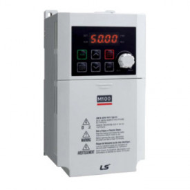Convertizor de frecventa alimentare monofazata tip LSLV0008M100-1EOFNS - 0.75kw