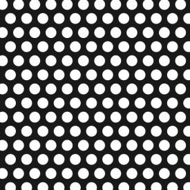 Tabla perforata otel 1x1000x2000mm R8 T12