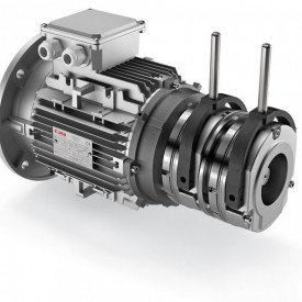 Motor electric trifazat cu doua viteze 2.5/1.5kw 1400/750rpm 112 B5