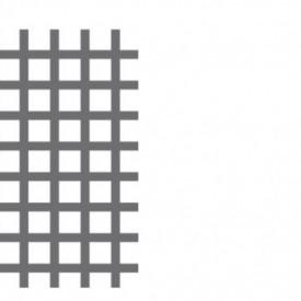 Tabla perforata inox Aisi 304 1x1000x2000mm C5 U7
