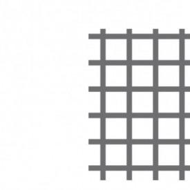 Tabla perforata otel 1x1000x2000mm C8 U10