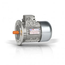 Motor electric monofazat 0.55kw 1000rpm 90 B5